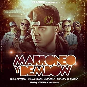 Marroneo Y Dembow (feat. J Alvarez, Mega Sexxx, Maximan & Franco El Gorilla)