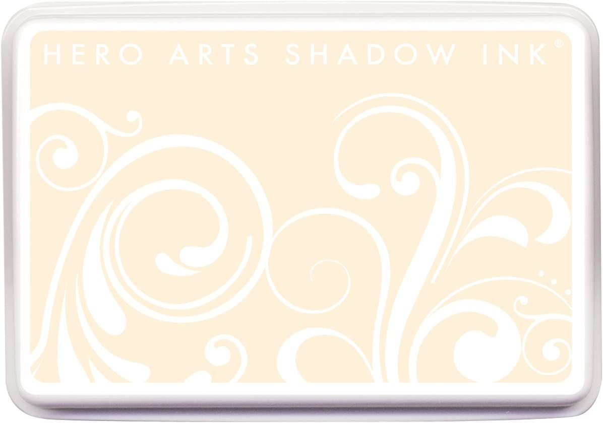 Hero Arts Shadow Cheap bargain Ink Soft Pad Free Shipping New Vanilla