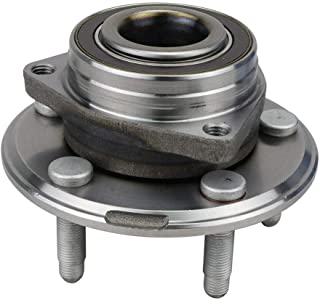 Bodeman - REAR Wheel Hub and Bearing Assembly for 2010 2011 2012 2013 2014 2015 2016 Chevy Camaro - SS; LT or LS With Manual Trans Models Only