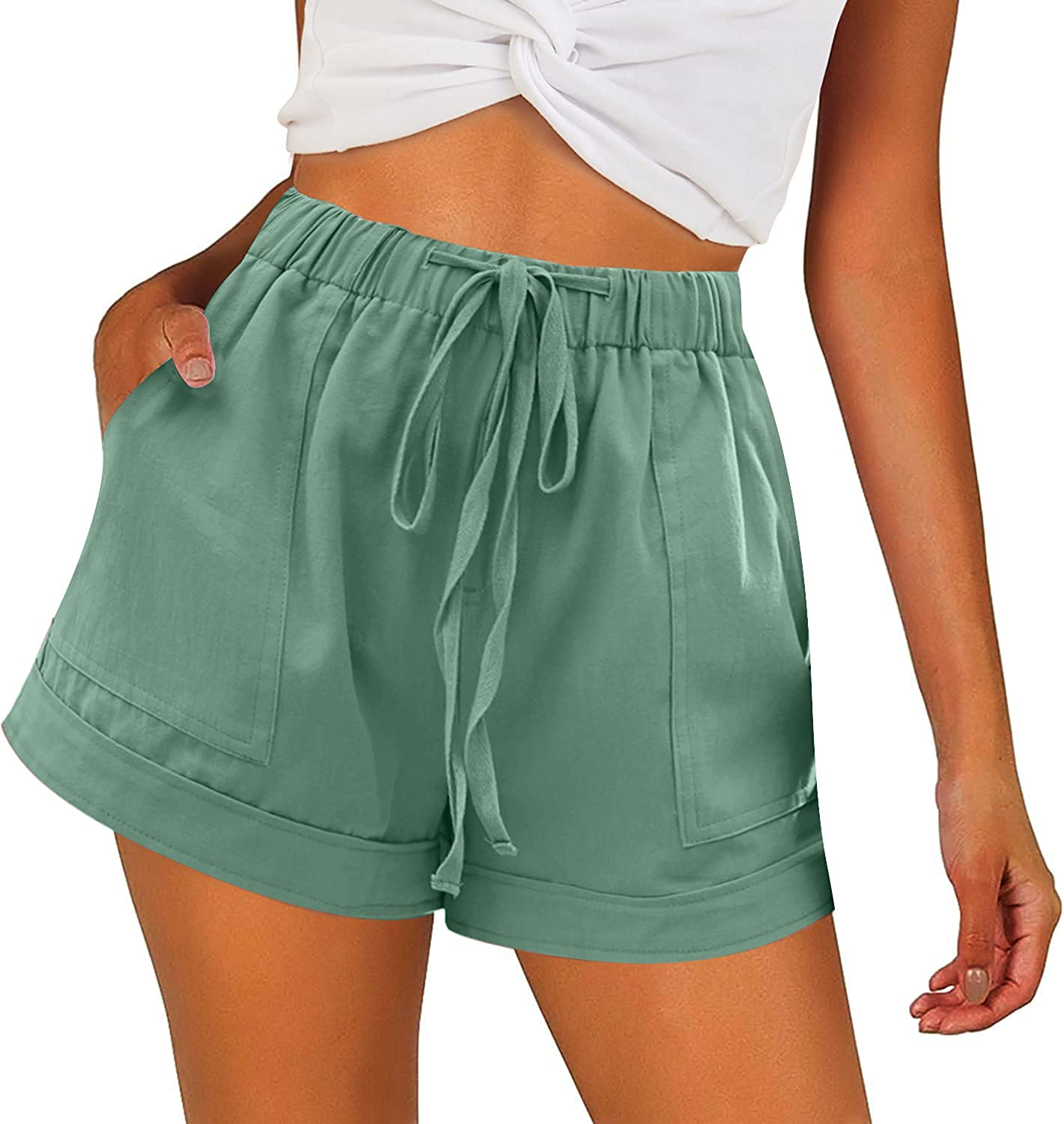 Basic Faith New color Women's Direct sale of manufacturer Athletic Shorts Casual Beach Spring S Summer