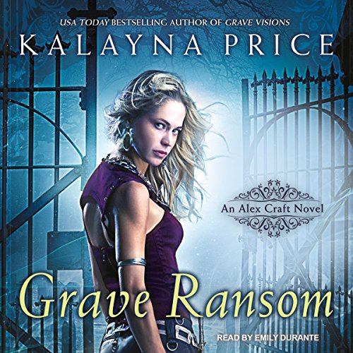 Grave Ransom audiobook cover art