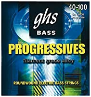 GHS ベース弦 Bass Progressives L8000 LIGHT (040-100)