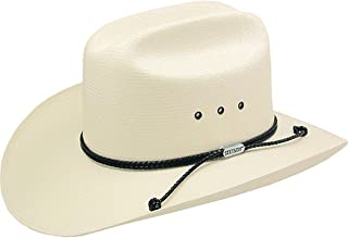 Stetson Men's Carson 10X Shantung Straw Cowboy Hat - Sscrcmk6036