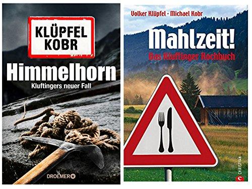 Kluftingers neuer Fall Himmelhorn + Kluftingers Allgäu-Kochbuch