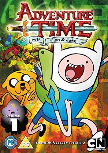 Adventure Time: Season 1 - Volume 1 [Edizione: Regno Unito] [ITA] [Edizione: Regno Unito]