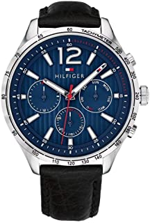 Tommy Hilfiger Men's Stainless Steel Quartz Watch with...