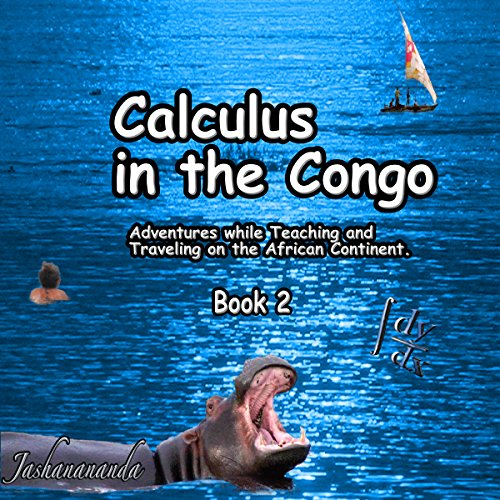Calculus in the Congo, Book 2 audiobook cover art