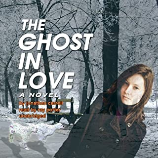 The Ghost in Love audiobook cover art