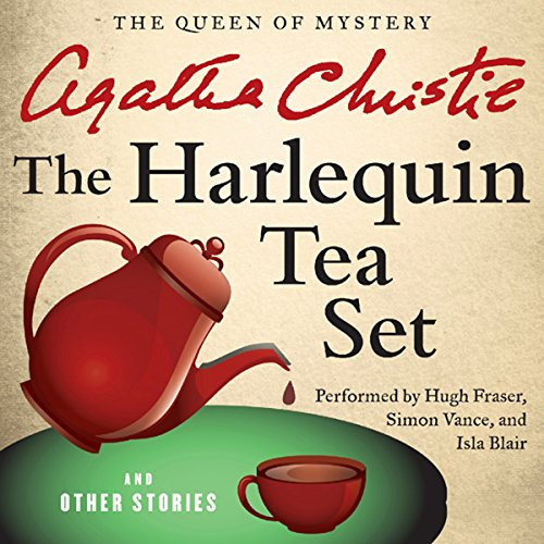 Couverture de The Harlequin Tea Set and Other Stories