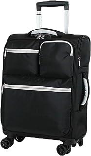 MOIERG(モアエルグ) ソフトキャリーバッグ 機内持ち込み Sサイズ スーツケース キャリーバッグ 軽量