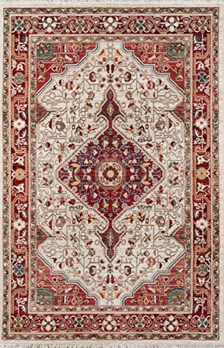 Momeni Teppich Traditionell 2' X 3' rot