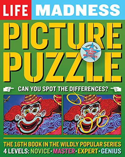 LIFE Picture Puzzle Madness (Life Madness Picture Puzzle)