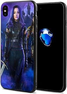 Black Edge Phone Case for iPhone X Non-Slip TPU Phonecase