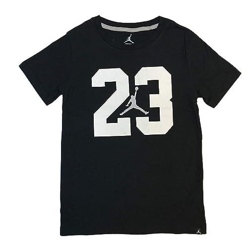 a98f1e929543 Nike Air Jordan Jumpman Big Boys 23 Jumpman T Shirt