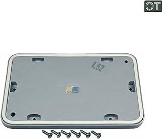 Bosch 646776 - Válvula de mantenimiento para intercambiador de calor para secadora