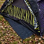 Bessport Tent Footprint for 1-2-3 Person Tent Waterproof Camping Tarp with Drawstring Carrying Bag for Picnic, Hiking… 13