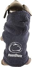 NCAA Penn State Nittany Lions Polar Fleece Hooded Dog Jacket