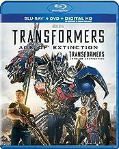 Transformers: Age of Extinction [Blu-ray + DVD + Digital Copy] (Bilingual)