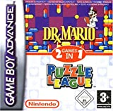 Dr Mario & Puzzle League (GBA) [Importación Inglesa]