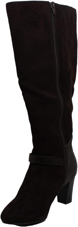 Karen Scott Womens Sharonn Closed Mid-Calf OFFicial Toe Boots Under blast sales Fashion