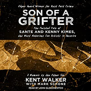 Son of a Grifter cover art