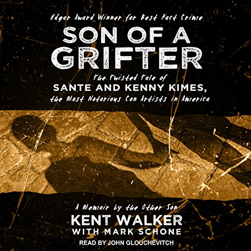 Son of a Grifter audiobook cover art