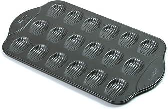 Norpro New Non Stick Mini 18 Madeleine Pan Sponge Cake Shells Best For Chocolate (3970)