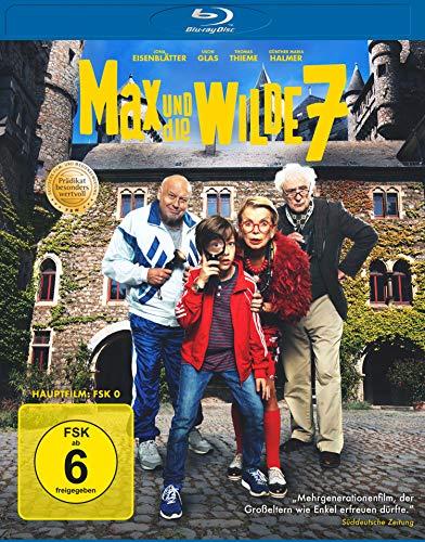 Max und die Wilde 7 [Blu-ray]