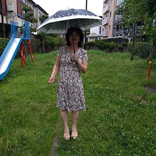 7月の雨に濡れて