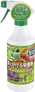クロレラの恵み 葉にかける栄養剤 500mL