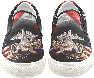 MADSURE USMC United States Marine Corps USMC The Few The Proud Men Leisure Outdoor Sports Shoes