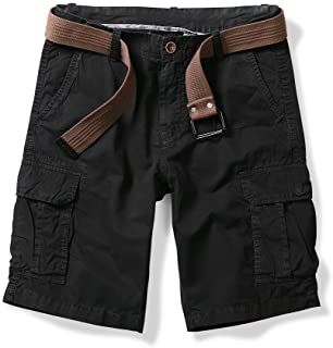 Sponsored Ad - OCHENTA Men's Lightweight Multi Pockets Casual Cargo Shorts