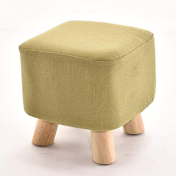 YUNFEILIU Small Stools Solid Wood Tea Table Stool Fashion Creative Shoes Replacement Shoe Bench Children S Stool E
