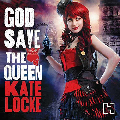 God Save the Queen audiobook cover art