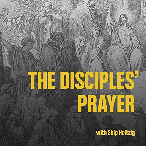 The Disciple's Prayer audiobook cover art
