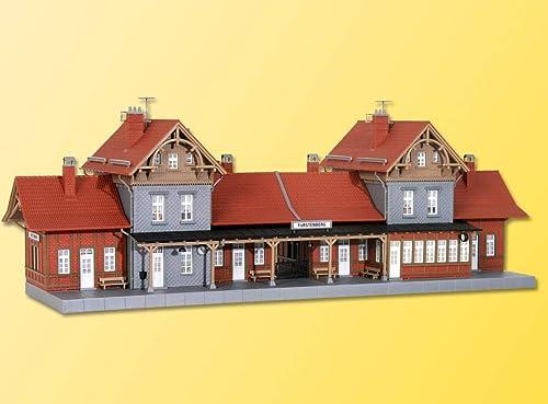 mas barato Kibri - Edificio para modelismo ferroviario H0 H0 H0 escala 1 87 (39367)  increíbles descuentos