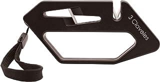 3 Claveles - Afilador de Cuchillos y Tijeras -15 cm