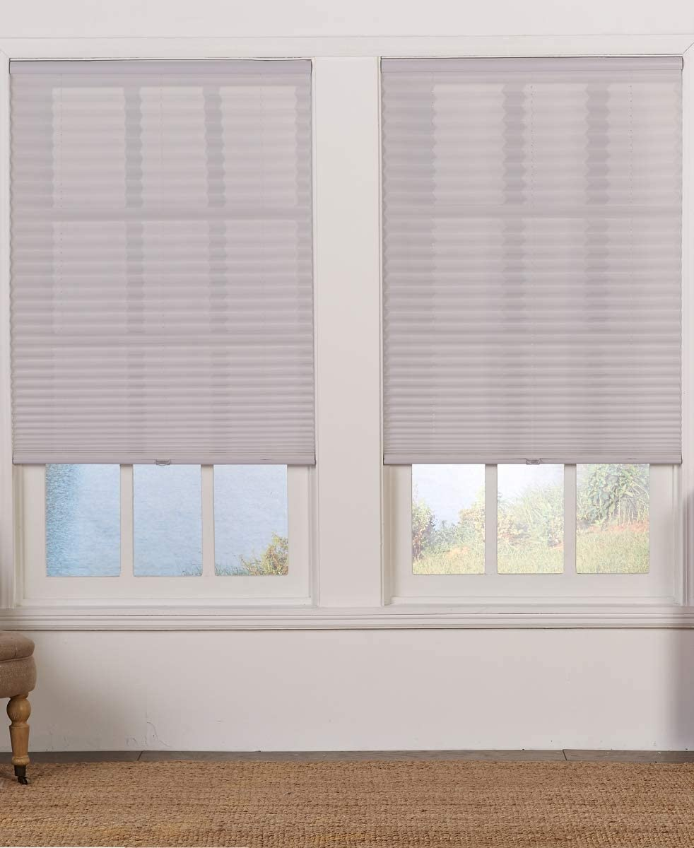 Safe Styles UBD43X72LG Cordless Shade44; Pleated Light Max 76% OFF Filtering Limited time sale