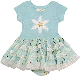 Ruffles and Daisies Dress