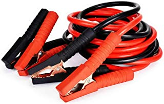 Battery Jump Cable Heavy Duty 500 1000 1800 AMP Emergency Power Charging Jump Start Leads Car Van Battery Booster Cable