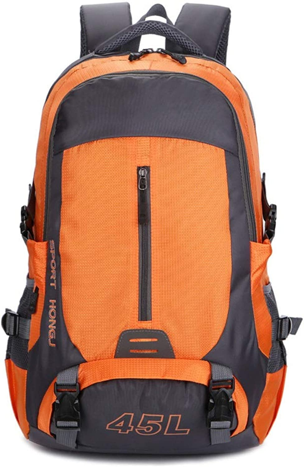 0a6d2bf82922 Outdoor Mountaineering Bag, 45L Light Travel Backpack, Waterproof ...