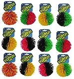 Koosh Balls Multi-Color Gift Set Bundle - 12 Pack