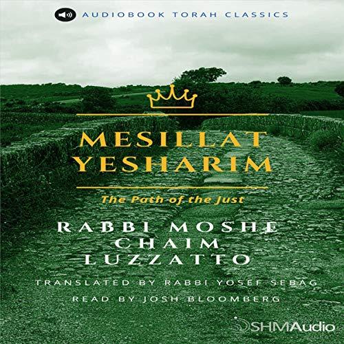 Mesillat Yesharim Titelbild