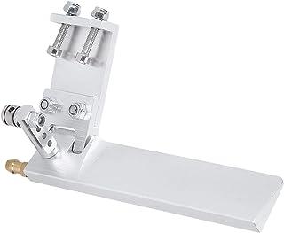 aqxreight Tirante di collegamento del collegamento del timone universale per fuoribordo Accessori per barche marine in acciaio inossidabile Adatto per 30-60 braccio del timone fuoribordo
