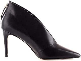 Guess Luxury Fashion Womens FL7BOALEA09 Black Pumps | Fall Winter 19