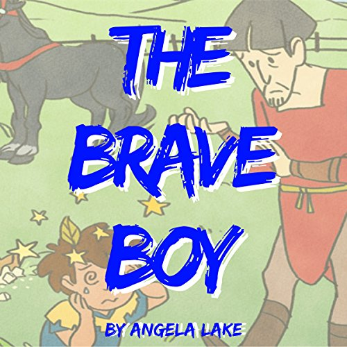 The Brave Boy audiobook cover art