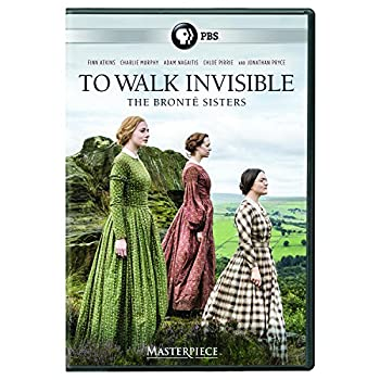Masterpiece  To Walk Invisible  The Bronte Sisters DVD