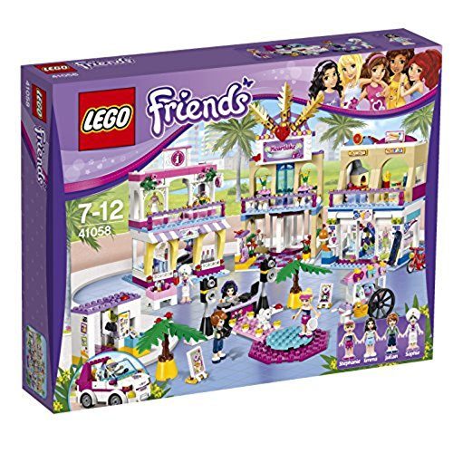 Lego Friends - Heartlake City, el Centro Comercial de Heartlake (41058)