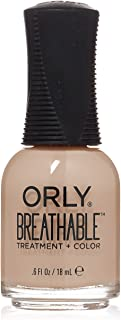 Orly Breathable Treatment + Color 20907 Nourishing Nude for Women - 0.6 oz