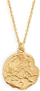 Simple Gold Chain Constellations Necklace Women Fashion Jewelry Vintage Choker Necklace